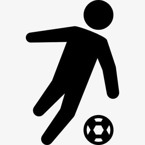 火柴人射足球