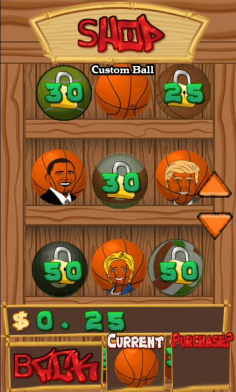 大炮籃球2截圖