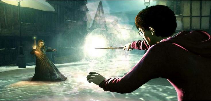 哈利波特魔法游戏
