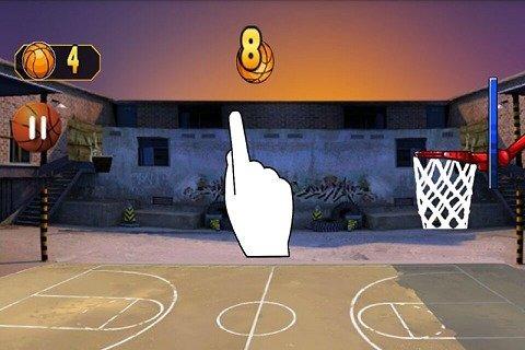 籃球美眉體育截圖