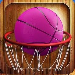 美女打篮球