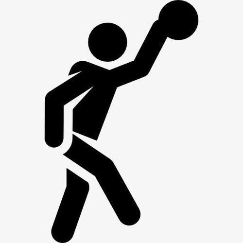 移动篮筐投篮