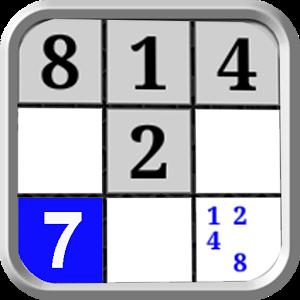 十六进制数独简化版