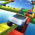 网络卡车不可能的足迹游戏