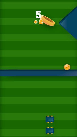 籃球物理選關版截圖