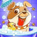 宠物医生儿童动物护理游戏