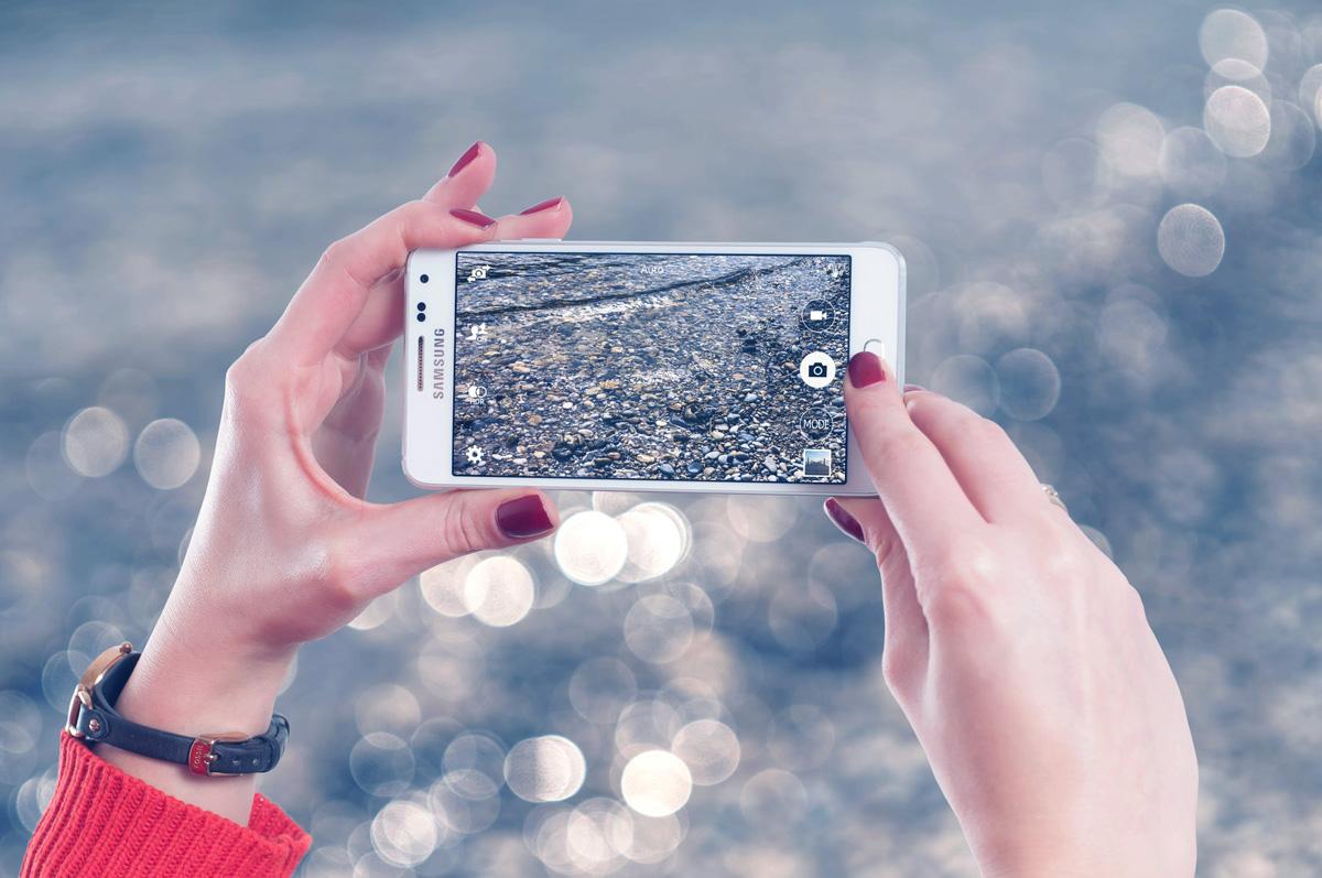手机自拍app